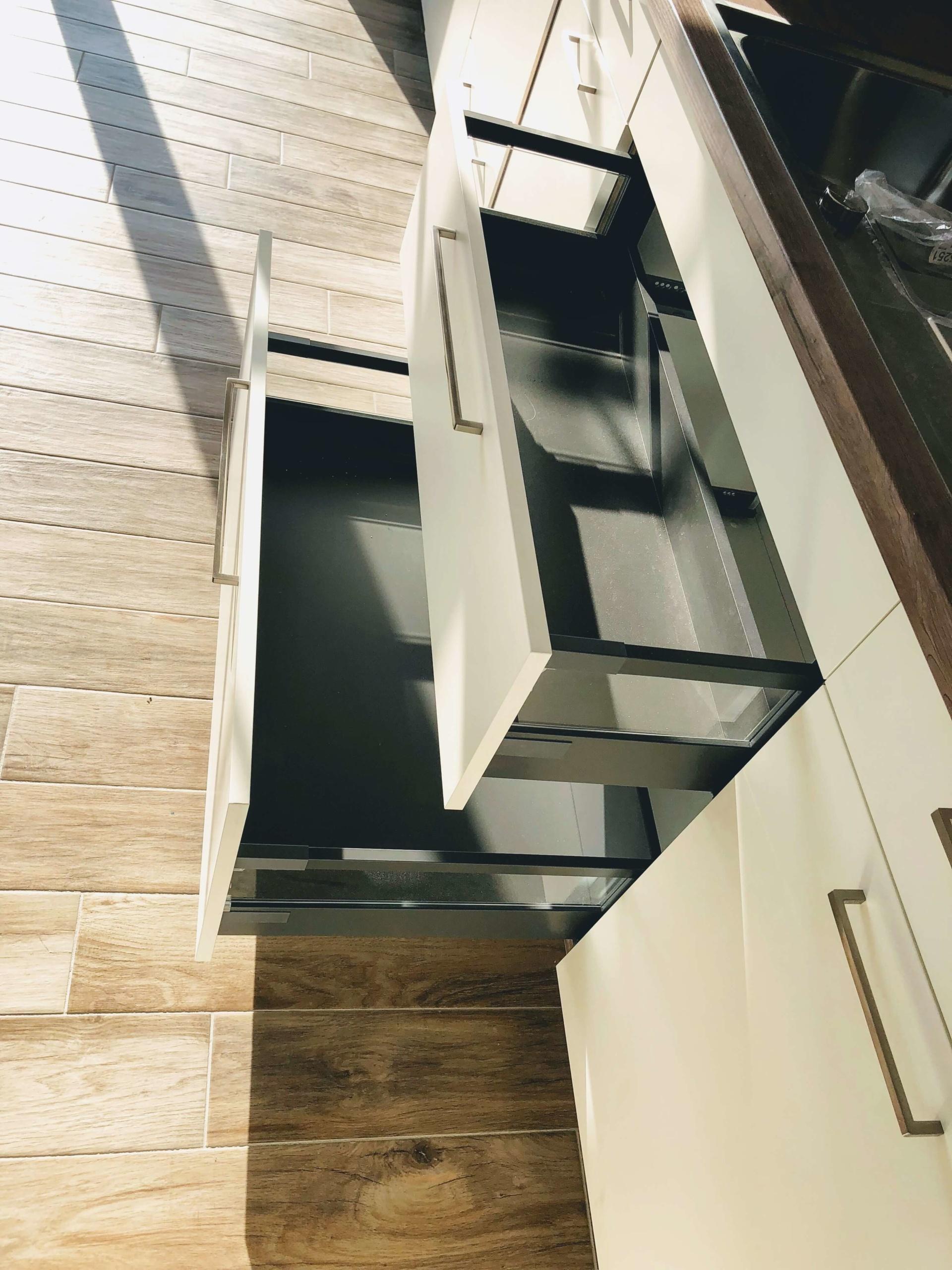 Bauformat Winkelküche Detail