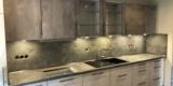 Küchenzeile In Steinoptik