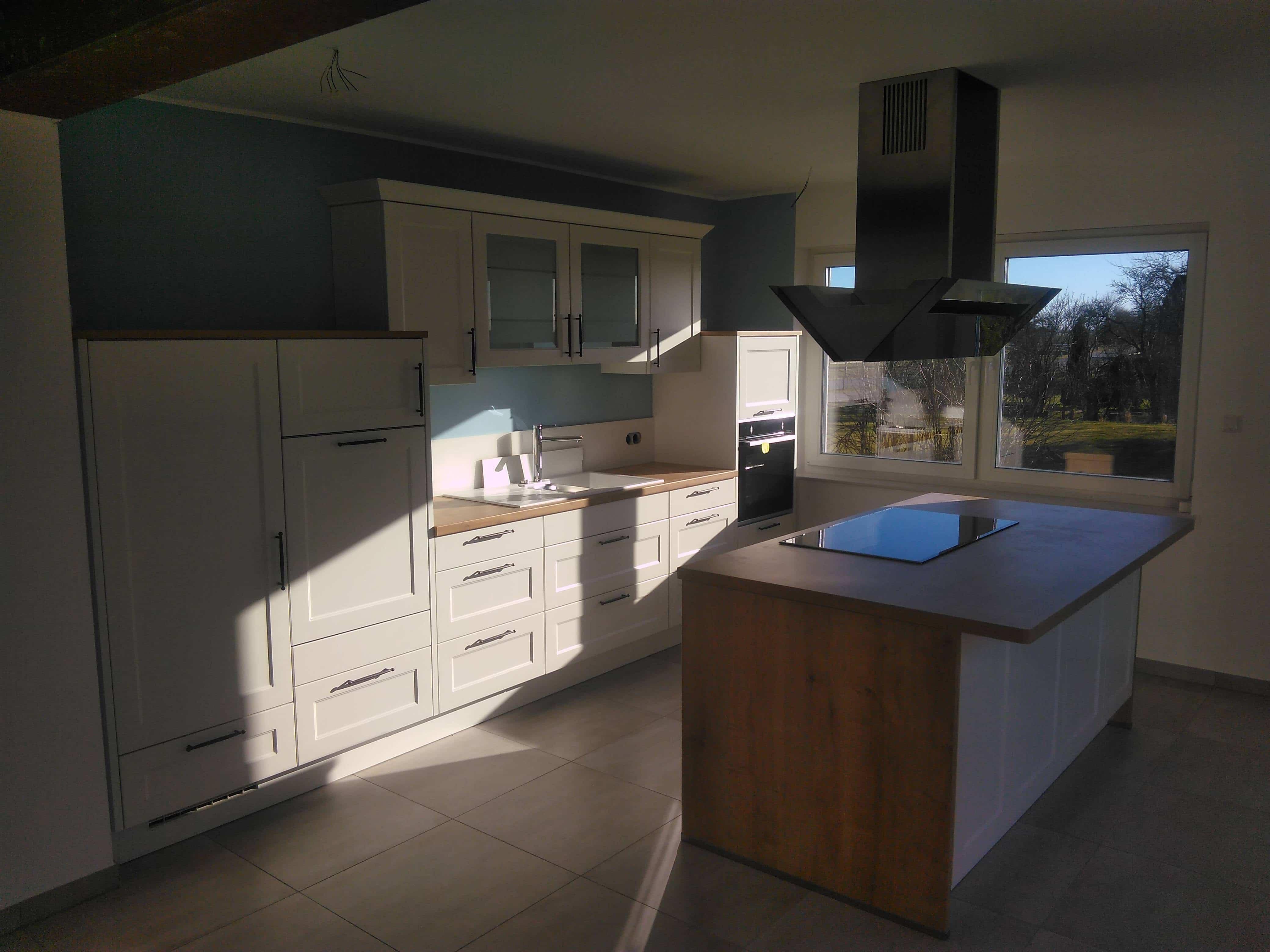 Kücheneinbau | KT Bau - & Montage