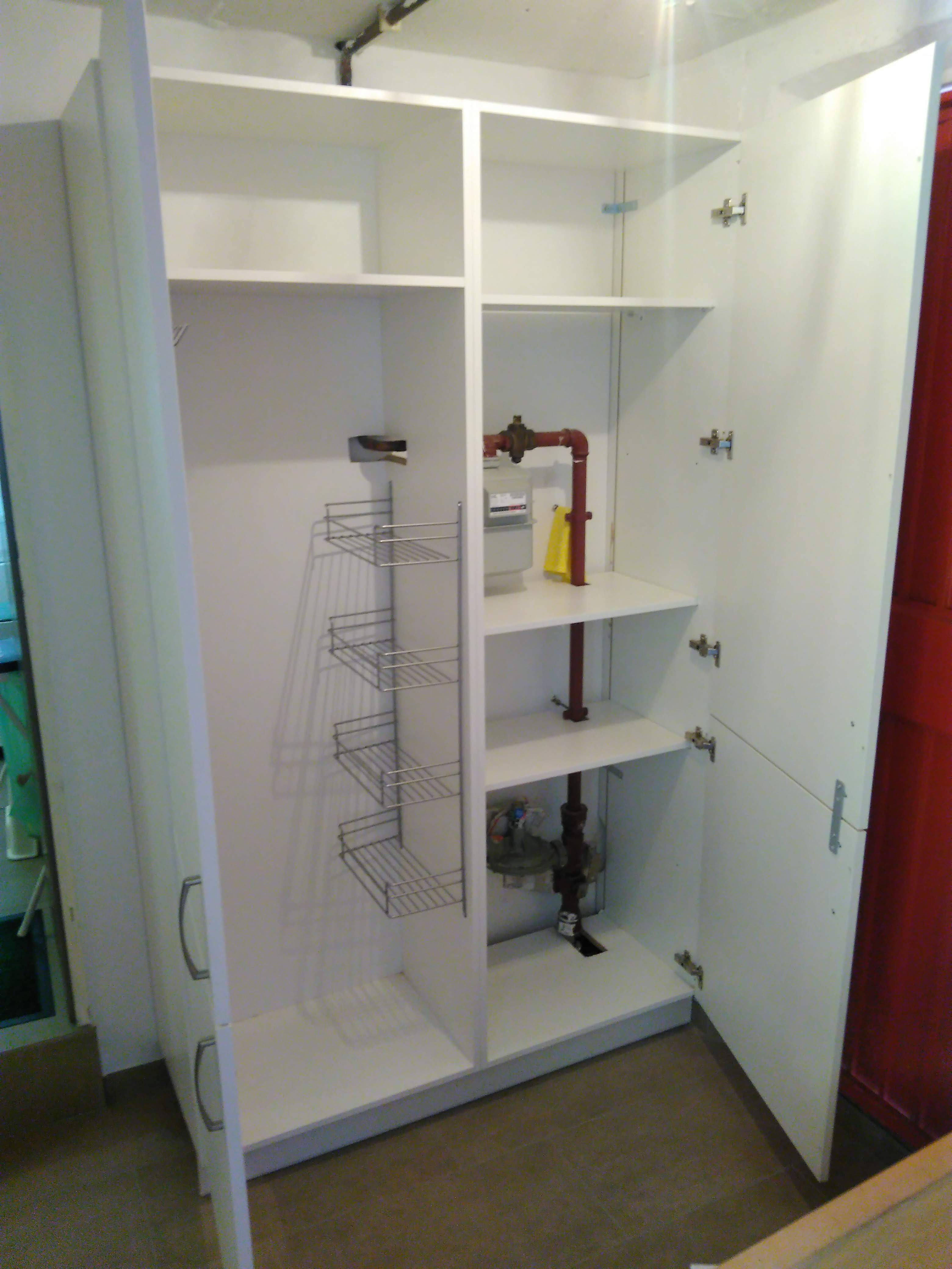 Gut bekannt Hauswirtschaftsraum – Möbel – KT Bau – & Montage GY62