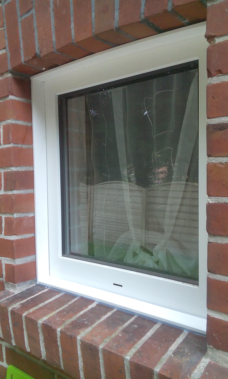 Fenster inkl. Hohlkammerleisten