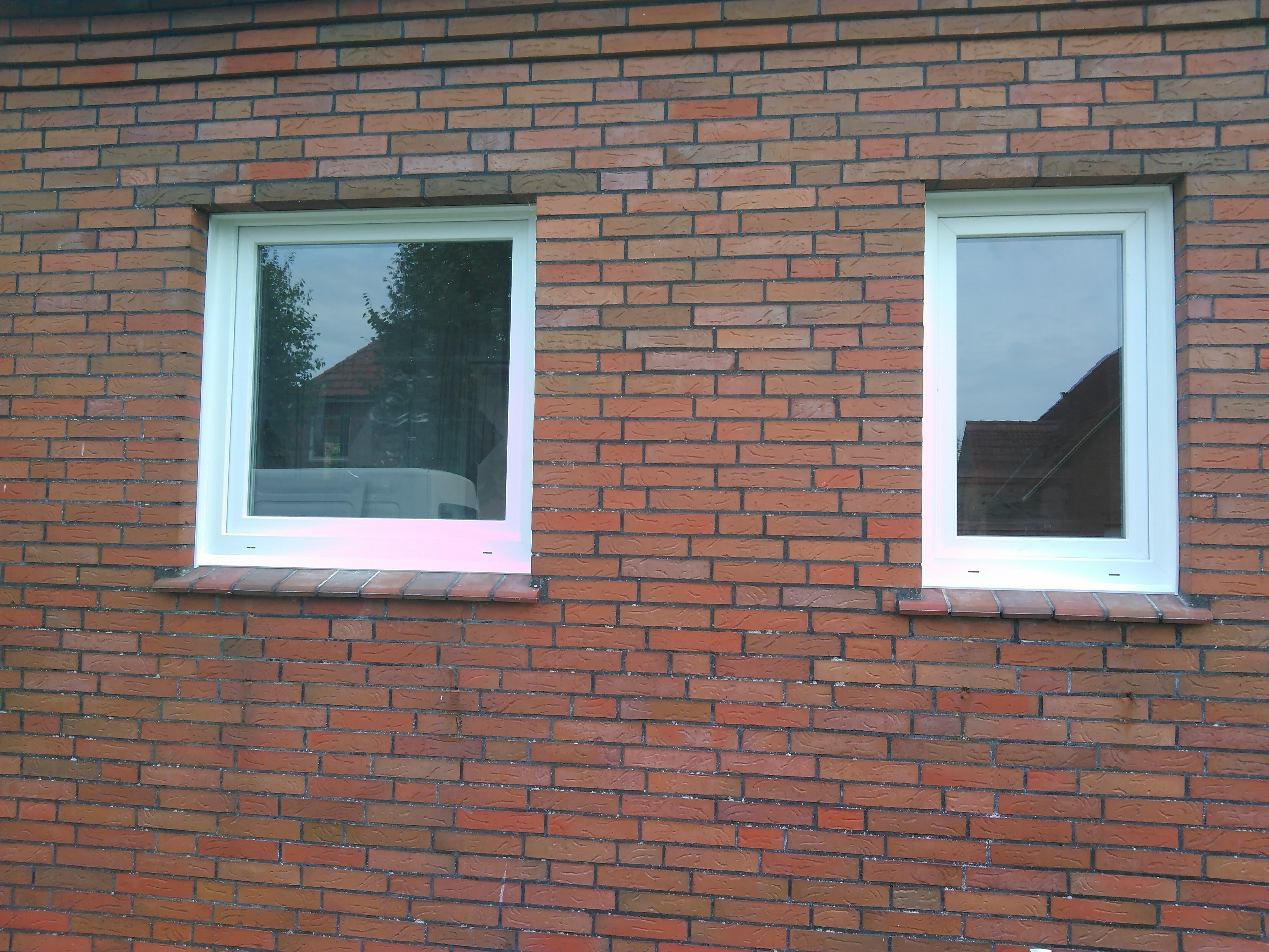2 x 1flg. Fenster