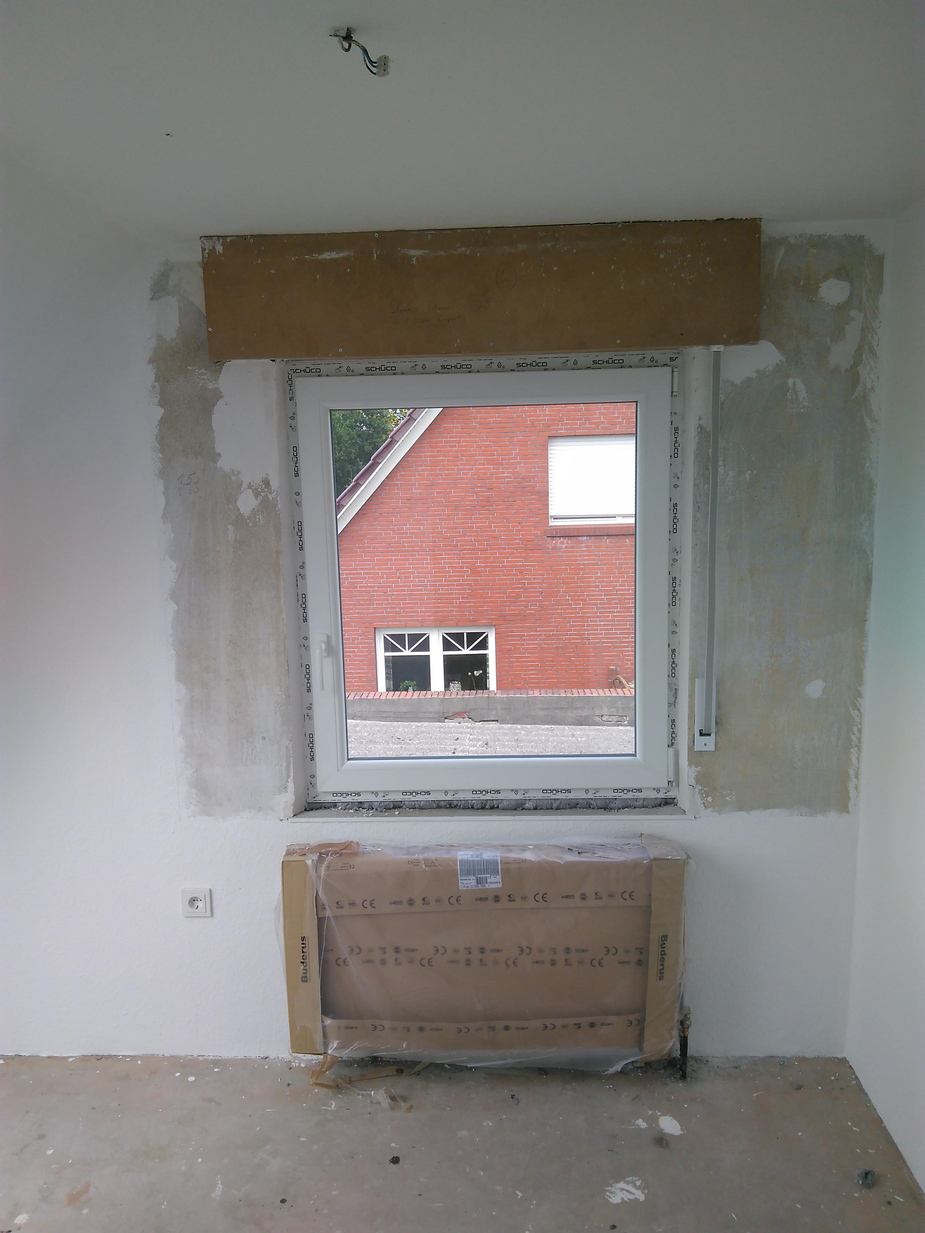 Schlafzimmerfenster DIN R