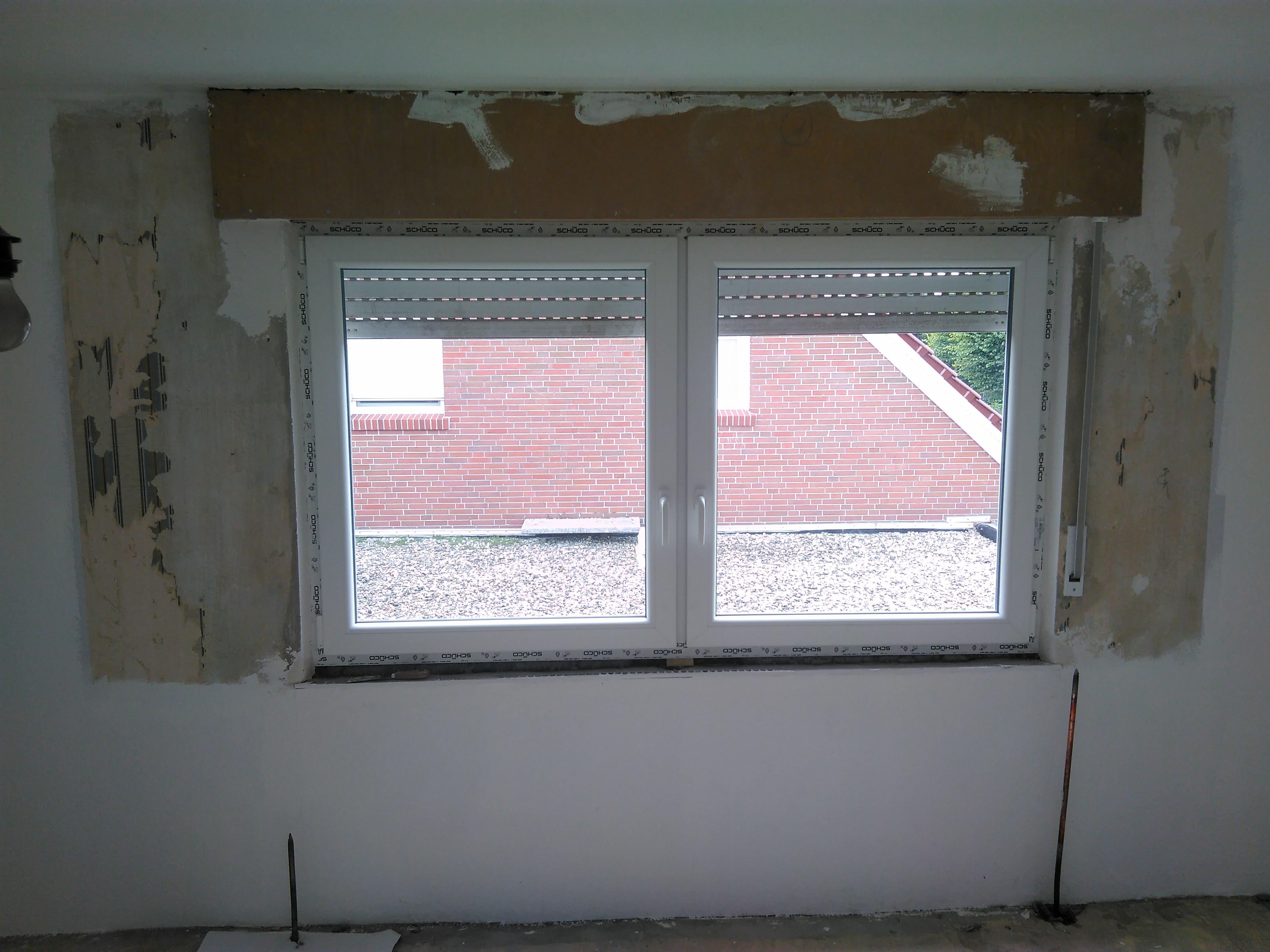 Schlafzimmerfenster 2 flg.