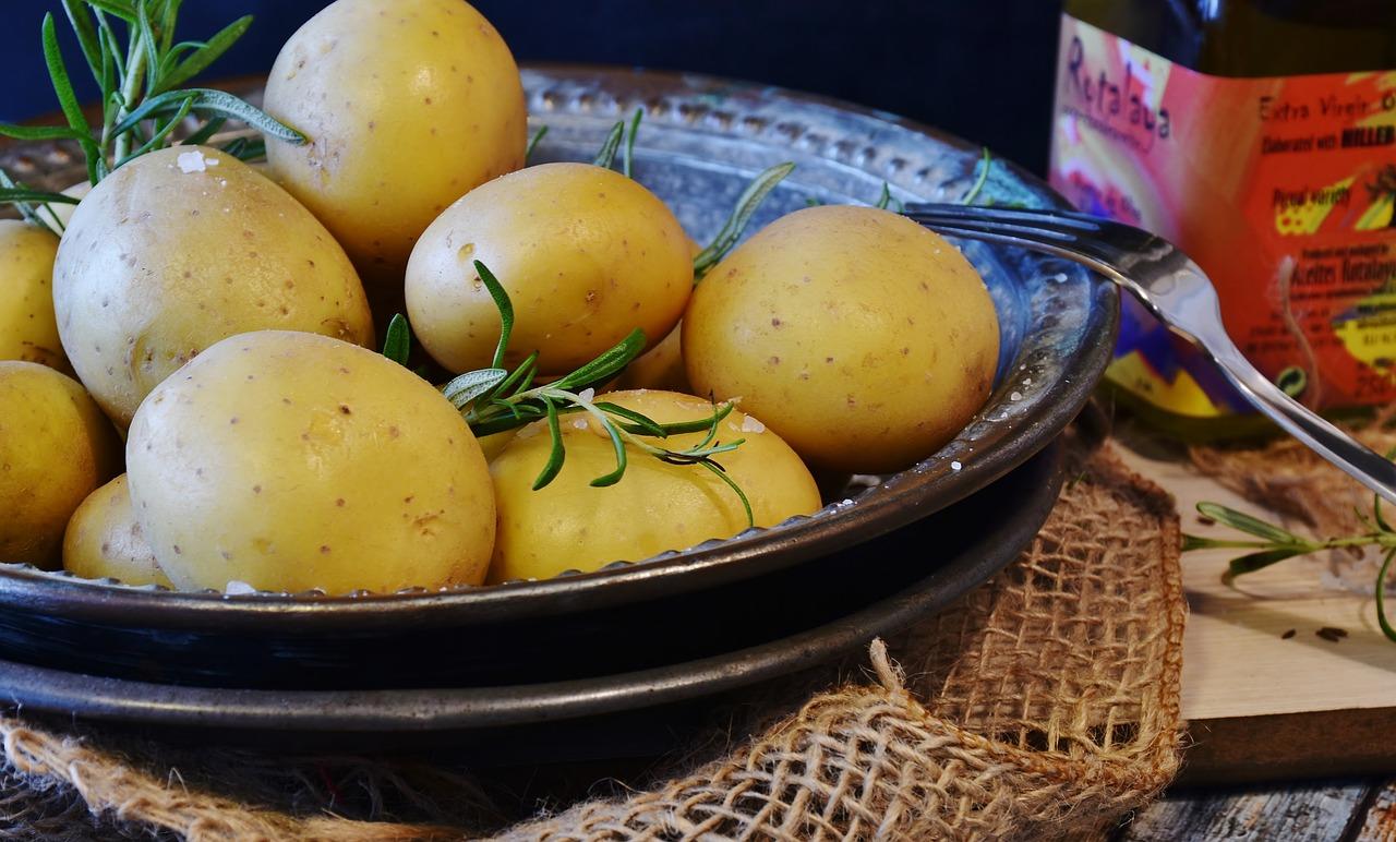 Dampfgarer-Kartoffel