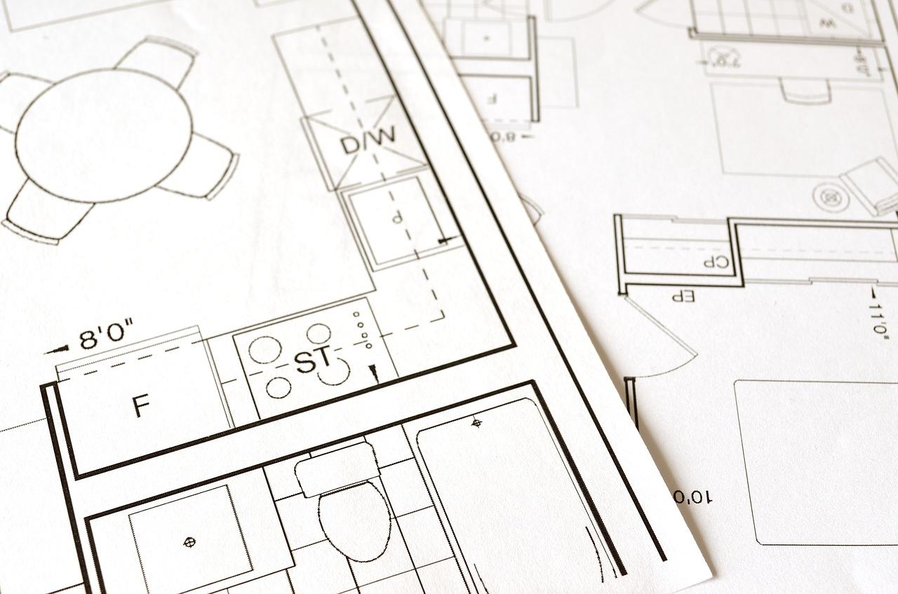 Küchenaufmaß  Küche richtig ausmessen – KT Bau – & Montage
