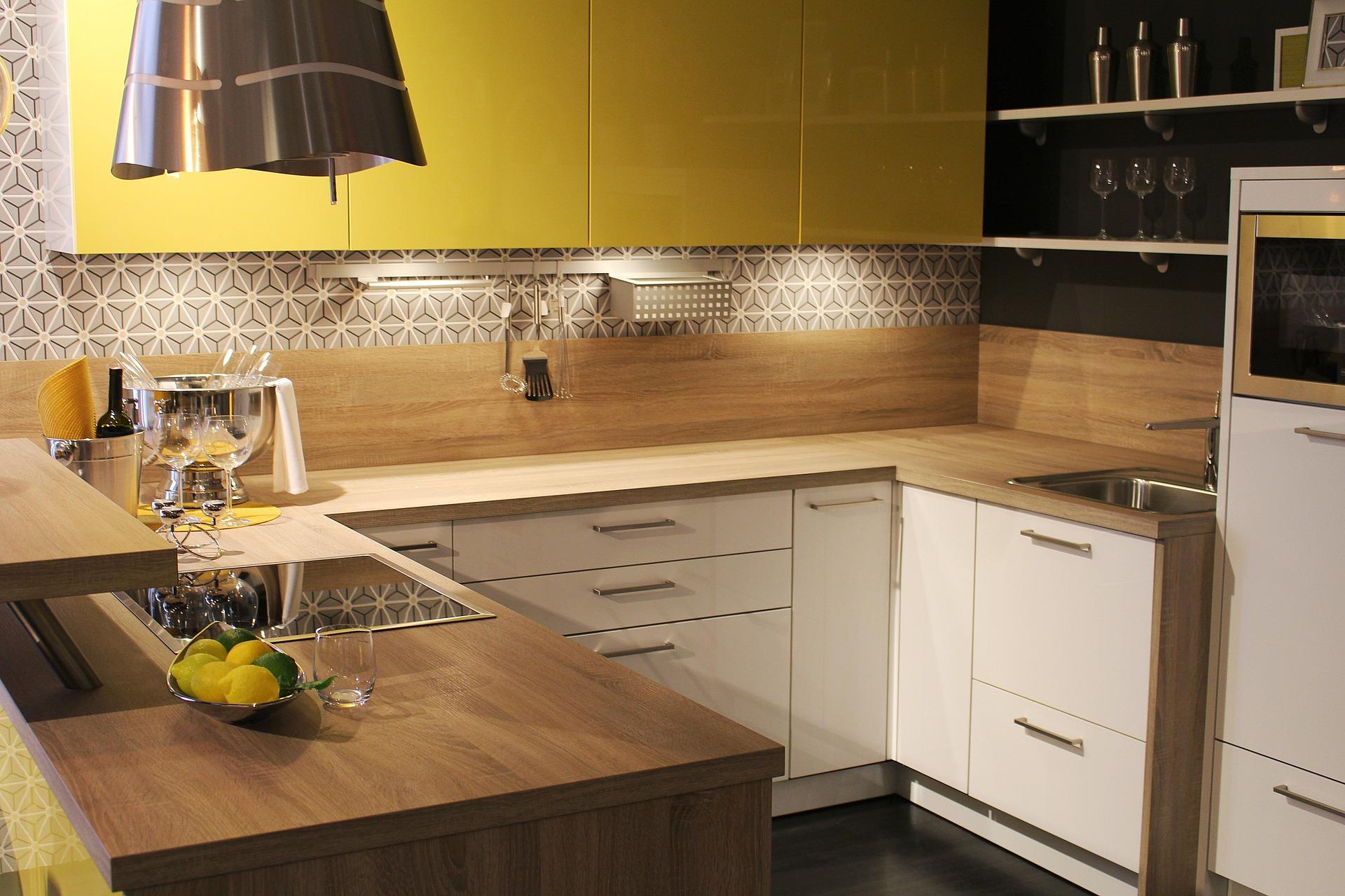 Küchenform U-Küche U-Form